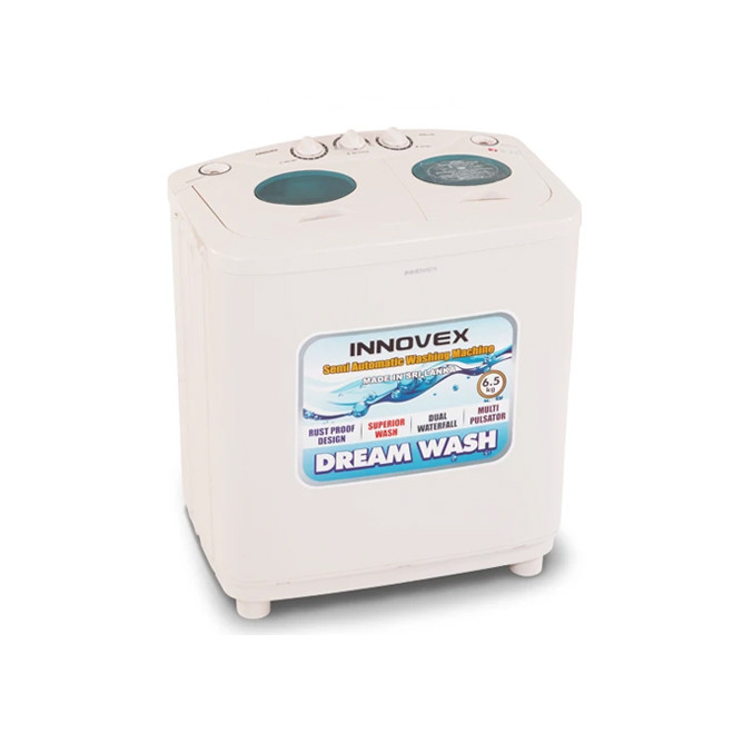 Innovex  6.5kg  Semi Automatic Washing Machine: Best Innovex Deal of the day for Sale | Best Price in Sri Lanka 2021 1