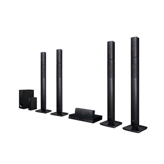 LG 5.1 3D Bluray Home Theater 1000W: Best LG Audio & Video for Sale | Best Price in Sri Lanka 2021 1