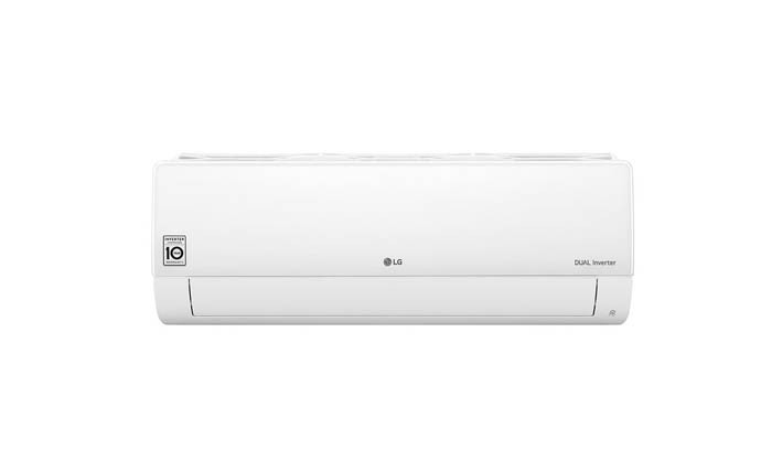 LG Air Conditioner 12000BTU Dual Cool STD Plus R32 Inverter with Wifi: Best LG A/C's & Air Coolers for Sale | Best Price in Sri Lanka 2021 1