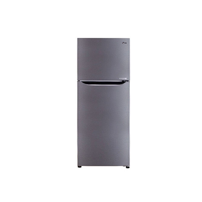 LG Smart Inverter Refrigerator 260L - Shiny Steel: Best LG Refrigerators for Sale | Best Price in Sri Lanka 2021 1