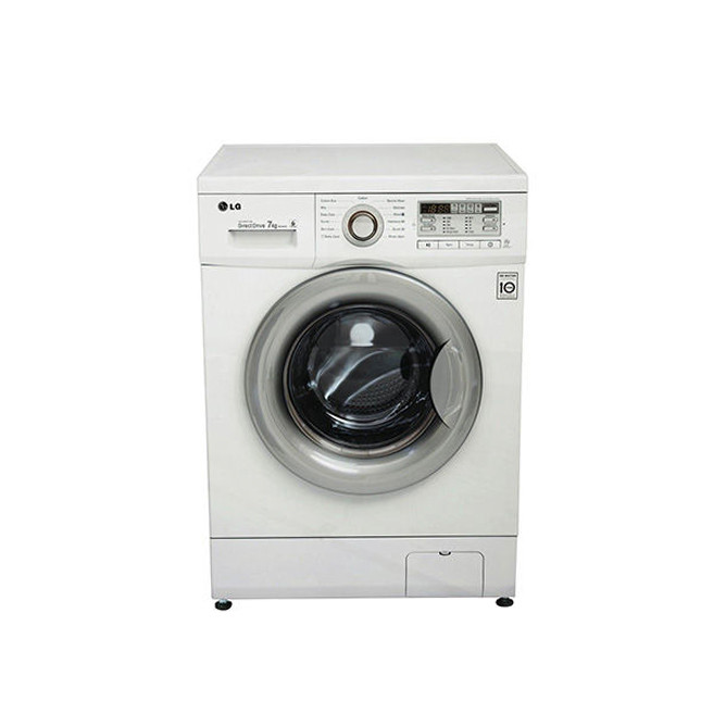 LG 7Kg Fully Automatic Front Load Washing Machine: Best LG Washing Machines for Sale | Best Price in Sri Lanka 2021 1