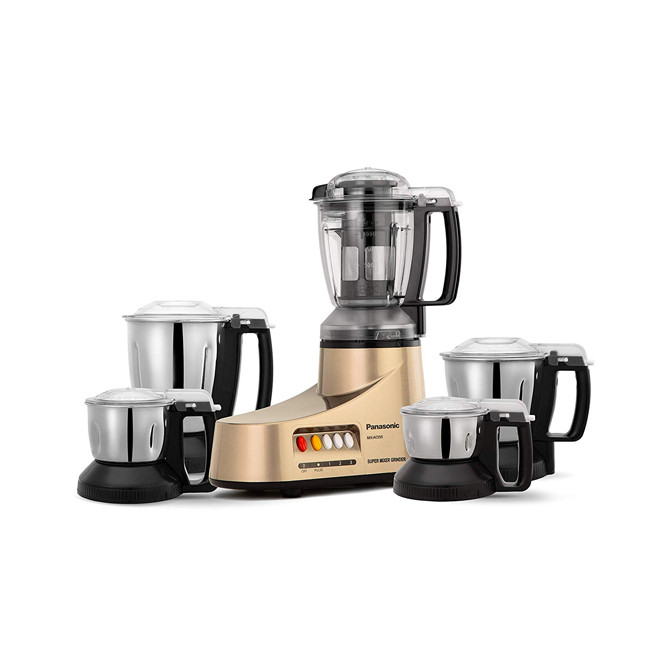 Panasonic 5 Jar Mixer Grinder 550W: Best Panasonic Home & Kitchen Appliances for Sale | Best Price in Sri Lanka 2020 1