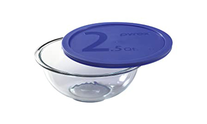 Pyrex Smart Essentials  2.5QT/2.4LMXNGBWLW/BLUPC: Best Pyrex Tableware  & Dinnerware for Sale | Best Price in Sri Lanka 2021 3