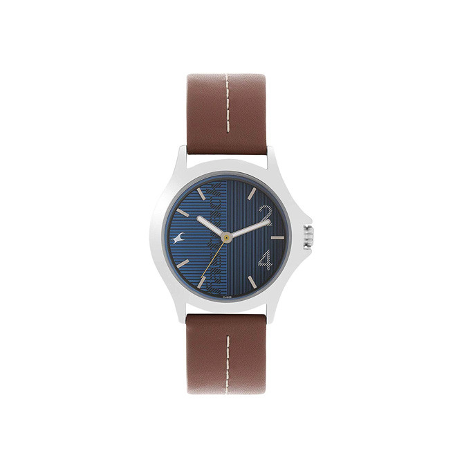 Fastrack Blue Dial Analog Men's Watch - 3220SL01: Best Other Men's Accessories for Sale | Best Price in Sri Lanka 2021 1