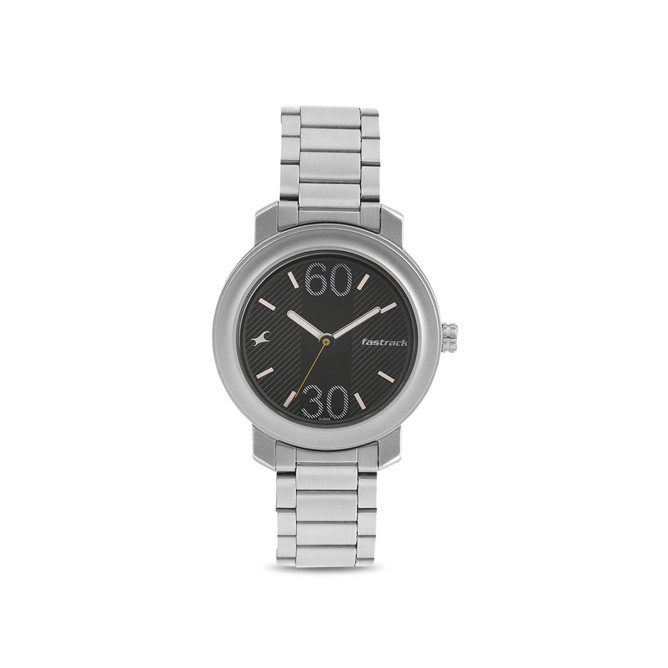 Fastrack Silver Dial Analog Men's Watch - 3222SM01: Best Other Men's Accessories for Sale | Best Price in Sri Lanka 2021 1