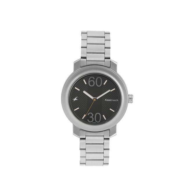 Fastrack Black Dial Analog Watch - 3222SM02: Best Other Men's Accessories for Sale | Best Price in Sri Lanka 2020 1