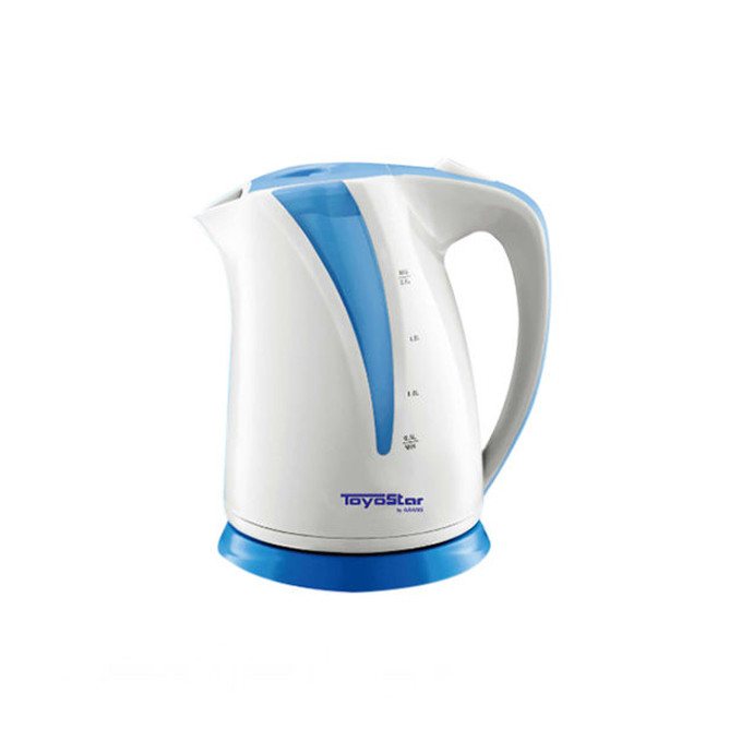 Toyostar By Abans 2L Electric Plastic Kettle -Blue: Best Other Home & Kitchen Appliances for Sale | Best Price in Sri Lanka 2021 1